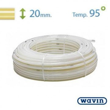 Wawin20 X 2,1 mm Pex10 BAR 120 Meter